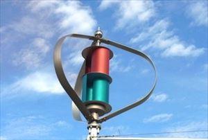 市街化調整区域での小型風力発電の可能性